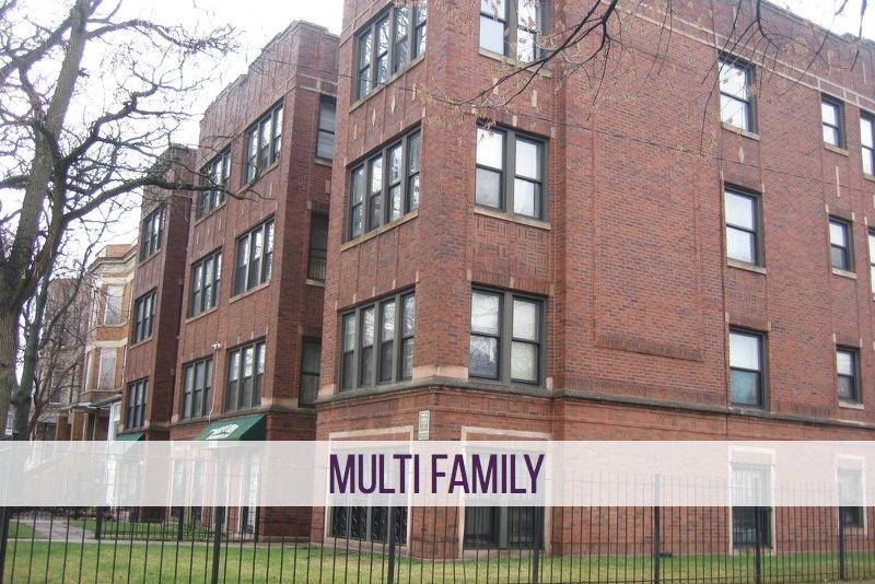 Multi Family Property Listings by Kinzie Brokerage