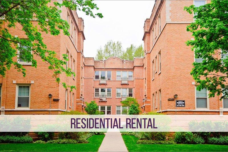 Residential Rental Property Listings by Kinzie Brokerage