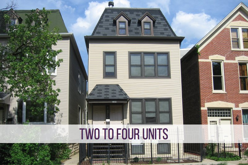 Two to Four Unit Properties