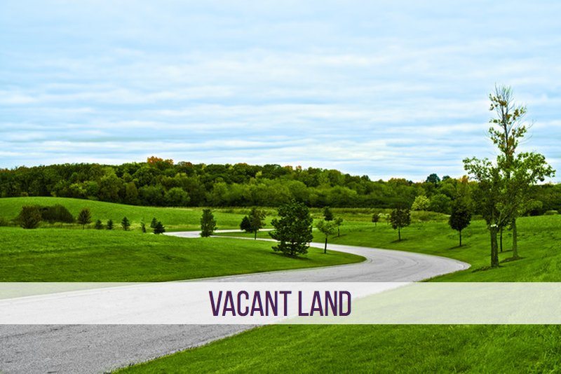 Vacant Land Property Listings by Kinzie Brokerage