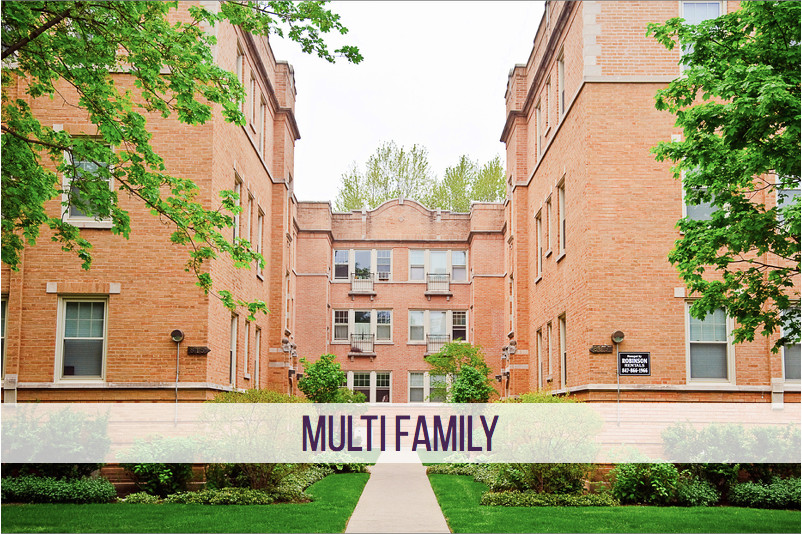 Multi Family Property Listings by Kinzie Brokerage