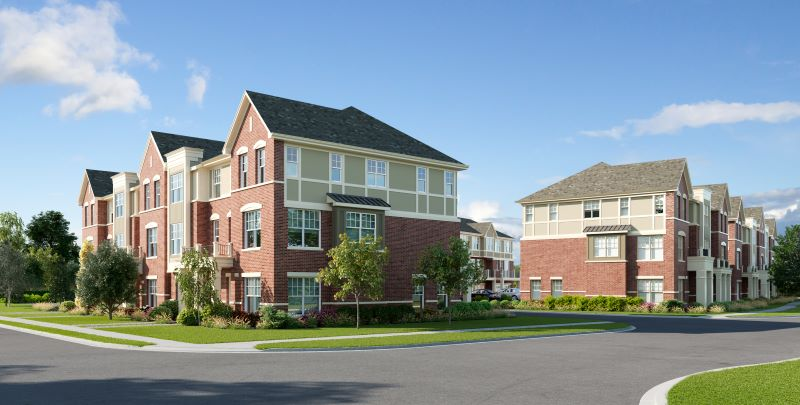 Port Clinton Row Homes